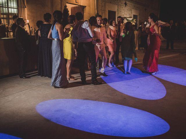La boda de Eduardo y Vanesa en Caspe, Zaragoza 84