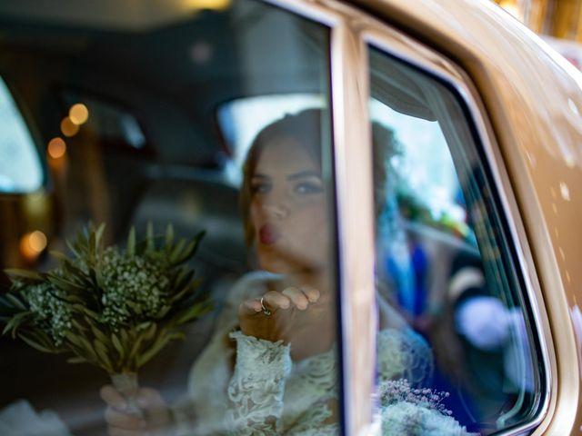 La boda de Zilvinas y Rebeca en Cartagena, Murcia 15