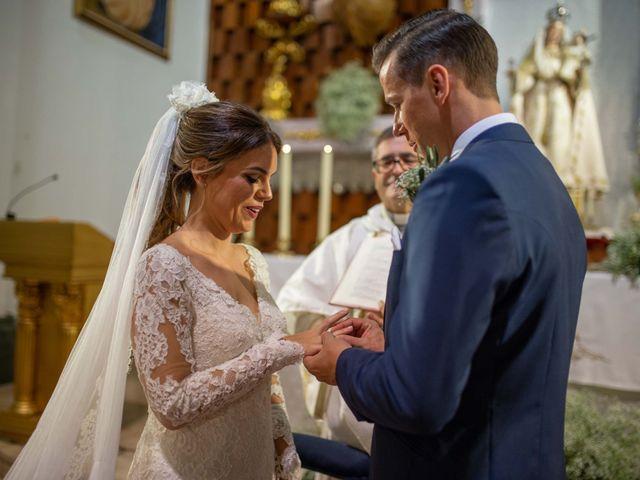 La boda de Zilvinas y Rebeca en Cartagena, Murcia 17