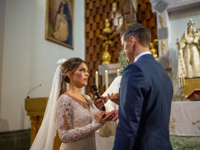 La boda de Zilvinas y Rebeca en Cartagena, Murcia 18