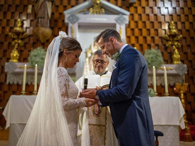La boda de Zilvinas y Rebeca en Cartagena, Murcia 19