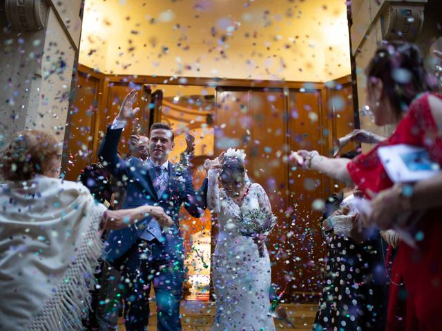 La boda de Zilvinas y Rebeca en Cartagena, Murcia 21
