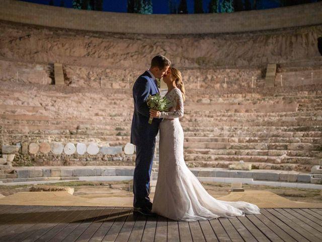 La boda de Zilvinas y Rebeca en Cartagena, Murcia 1