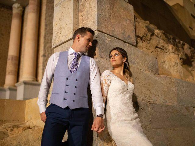 La boda de Zilvinas y Rebeca en Cartagena, Murcia 2