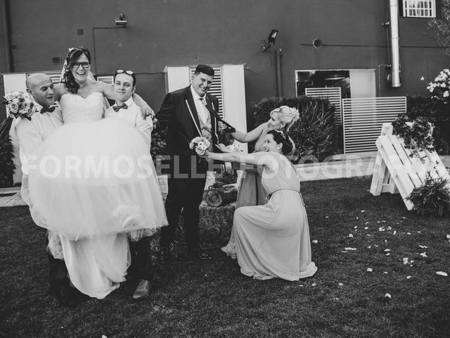 La boda de Jose y Monica en Sarria (Casco Urbano), Lugo 1