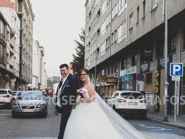 La boda de Jose y Monica en Sarria (Casco Urbano), Lugo 6