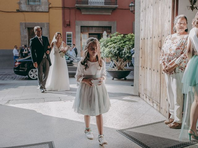 La boda de Adrían y Silvia en Arucas, Las Palmas 36