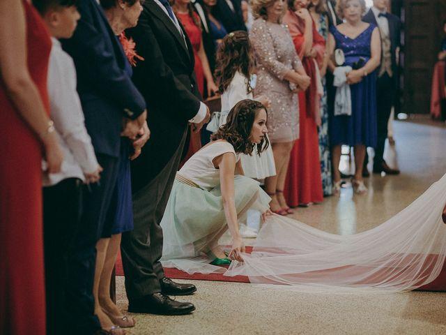 La boda de Adrían y Silvia en Arucas, Las Palmas 41