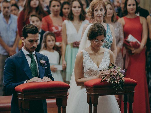 La boda de Adrían y Silvia en Arucas, Las Palmas 45