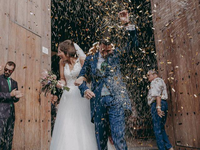 La boda de Adrían y Silvia en Arucas, Las Palmas 49