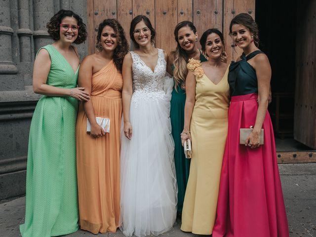 La boda de Adrían y Silvia en Arucas, Las Palmas 53