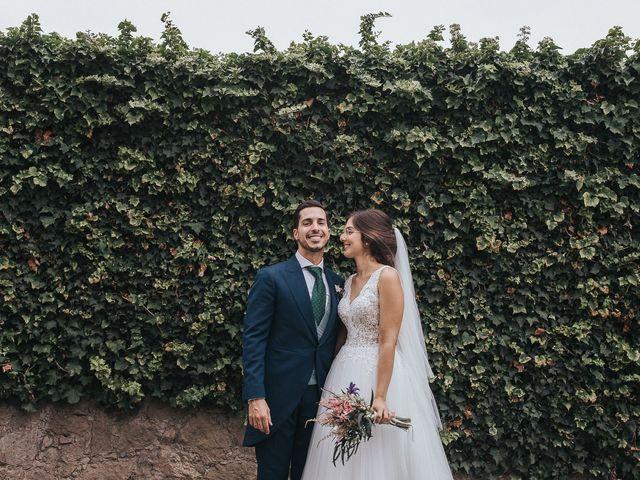 La boda de Adrían y Silvia en Arucas, Las Palmas 61