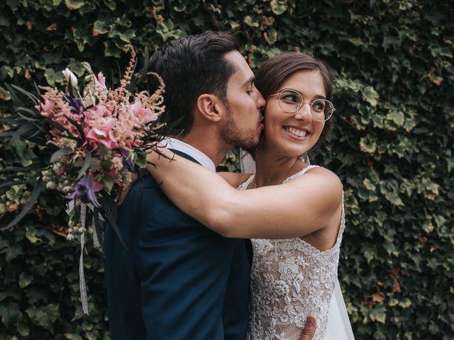 La boda de Silvia y Adrían
