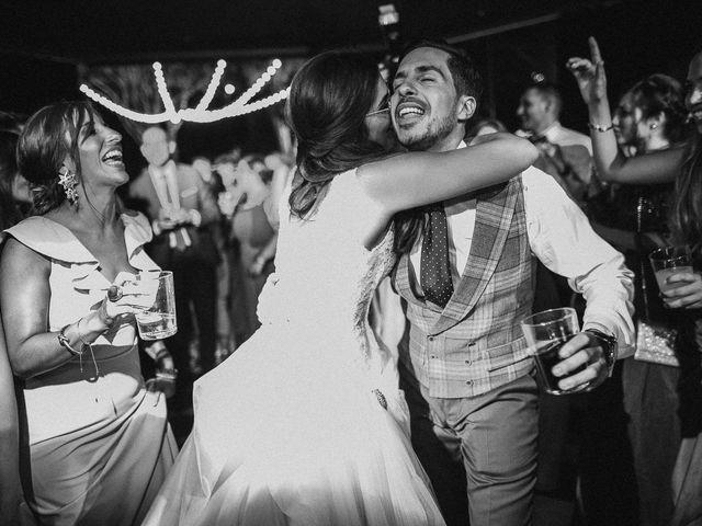 La boda de Adrían y Silvia en Arucas, Las Palmas 91
