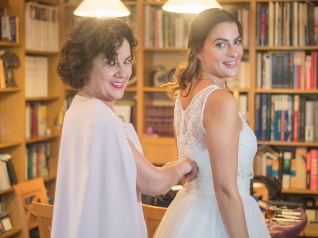 La boda de Oscar y Clara en Madrid, Madrid 13