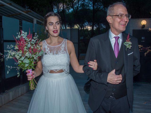 La boda de Oscar y Clara en Madrid, Madrid 16