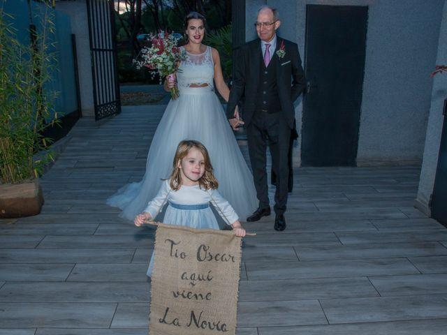 La boda de Oscar y Clara en Madrid, Madrid 18
