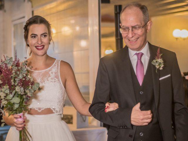 La boda de Oscar y Clara en Madrid, Madrid 20