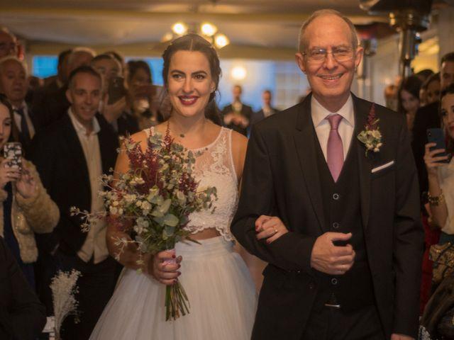La boda de Oscar y Clara en Madrid, Madrid 22