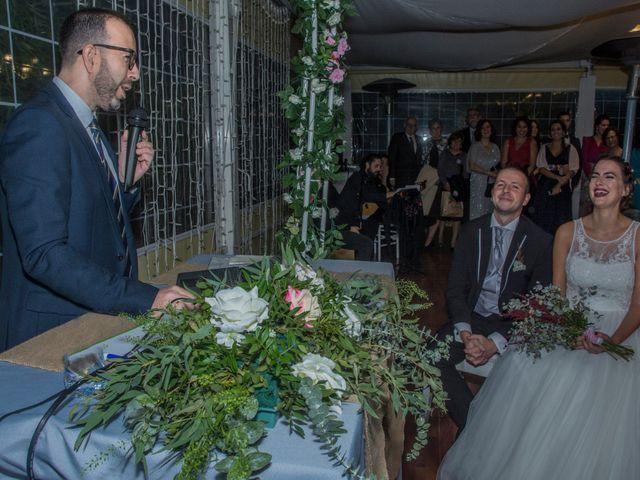 La boda de Oscar y Clara en Madrid, Madrid 24