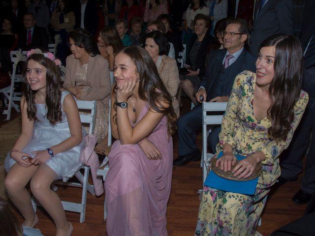 La boda de Oscar y Clara en Madrid, Madrid 25