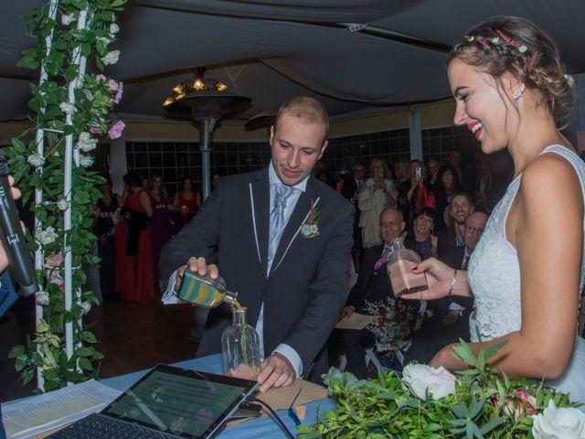 La boda de Oscar y Clara en Madrid, Madrid 28