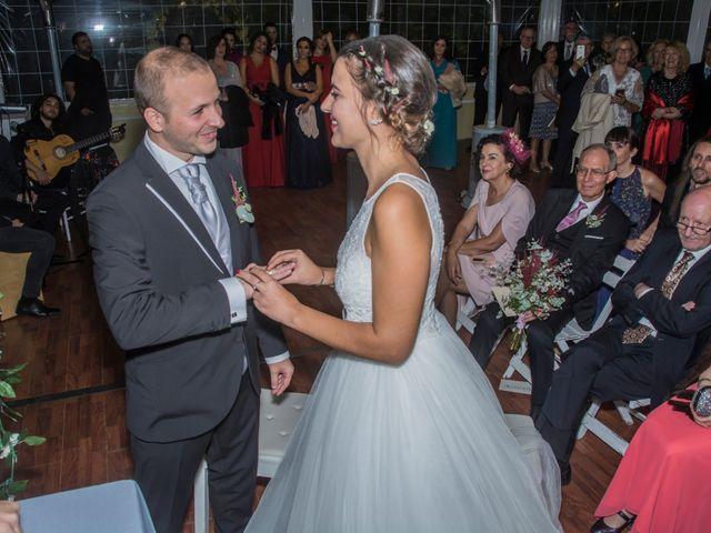 La boda de Oscar y Clara en Madrid, Madrid 30