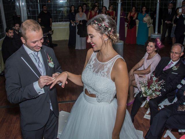 La boda de Oscar y Clara en Madrid, Madrid 31