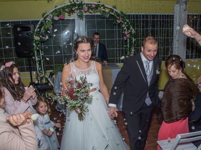 La boda de Oscar y Clara en Madrid, Madrid 33
