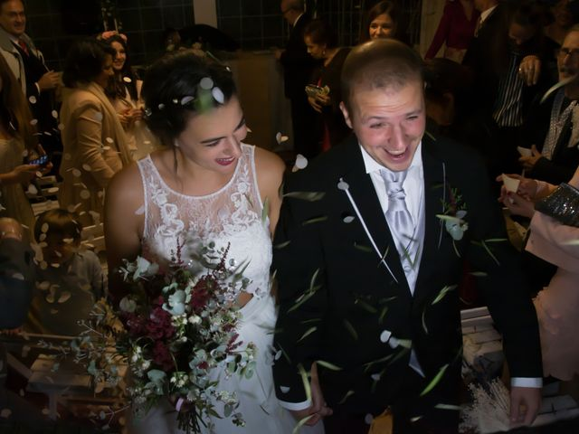 La boda de Oscar y Clara en Madrid, Madrid 34