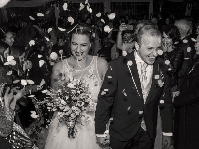 La boda de Clara y Oscar