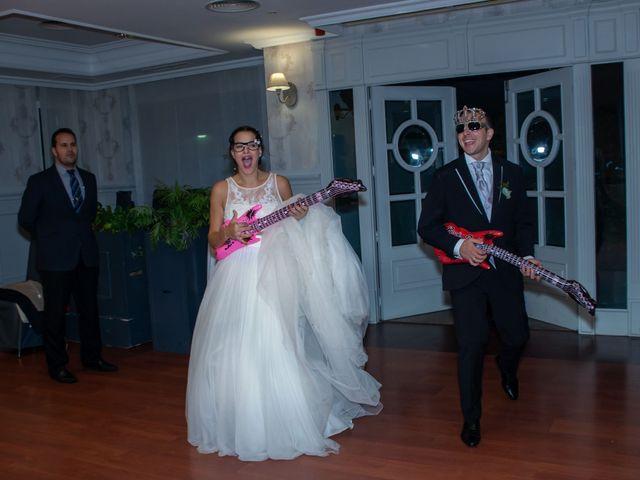 La boda de Oscar y Clara en Madrid, Madrid 37