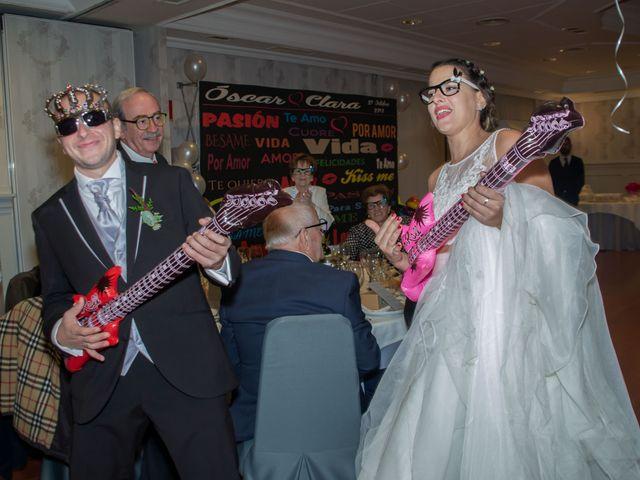 La boda de Oscar y Clara en Madrid, Madrid 38