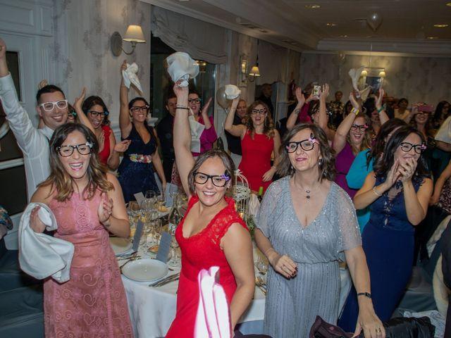 La boda de Oscar y Clara en Madrid, Madrid 40