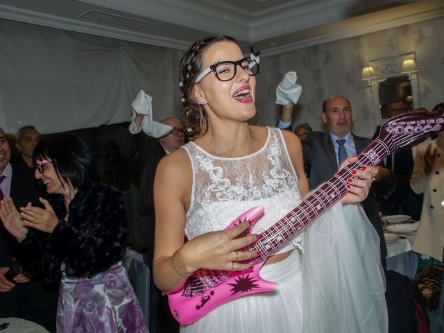 La boda de Oscar y Clara en Madrid, Madrid 41