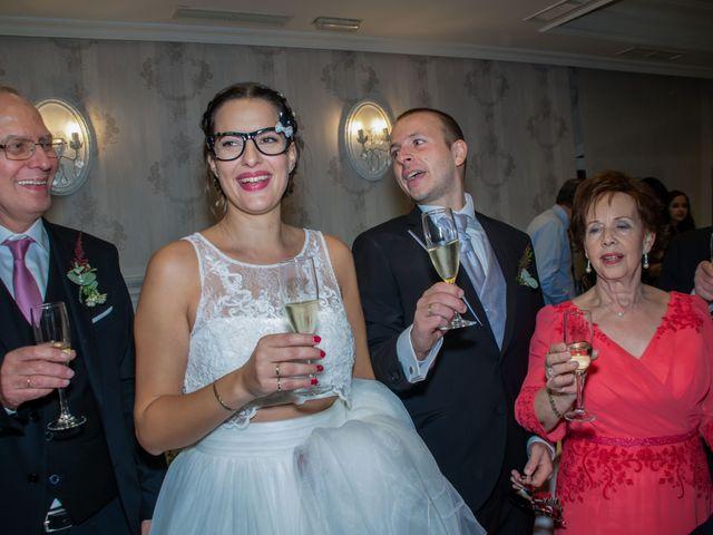 La boda de Oscar y Clara en Madrid, Madrid 42