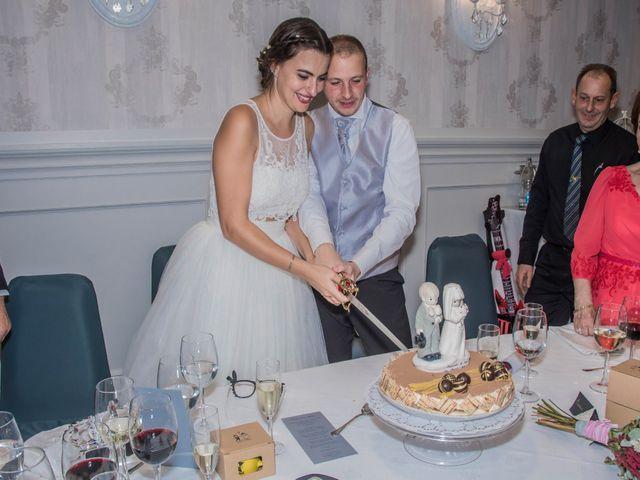 La boda de Oscar y Clara en Madrid, Madrid 43