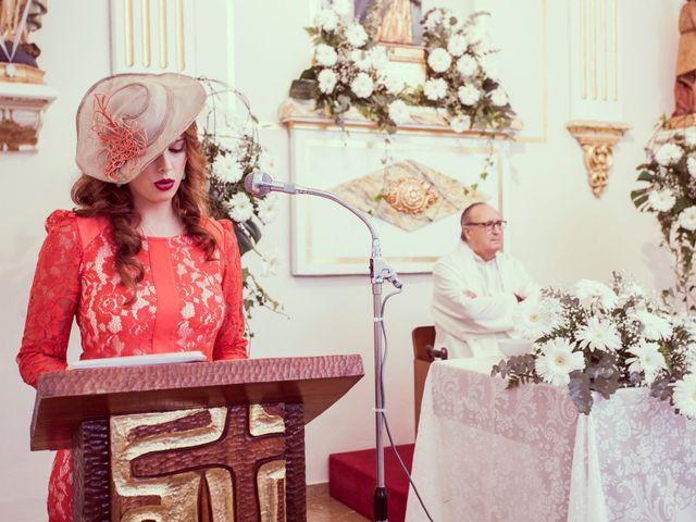 La boda de Ferán y Adriana en Nules, Castellón 8
