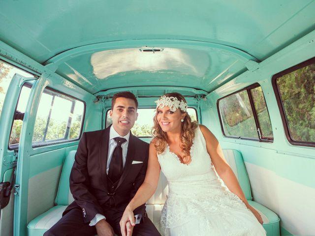 La boda de Ferán y Adriana en Nules, Castellón 18