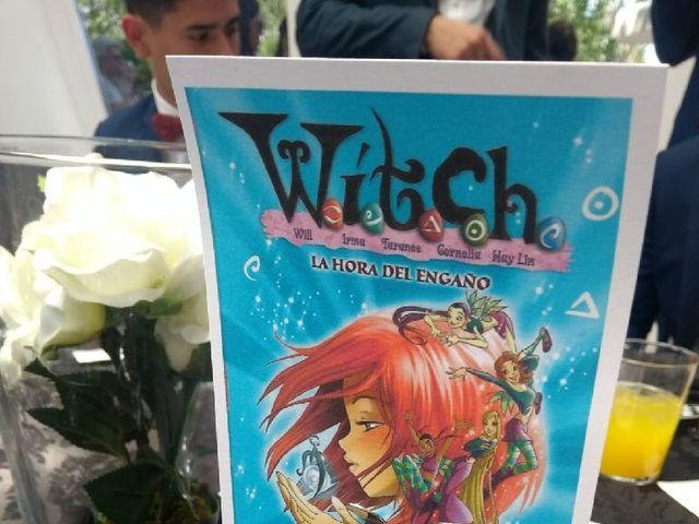 La boda de Isaac y Brianda en Valdemoro, Madrid 1
