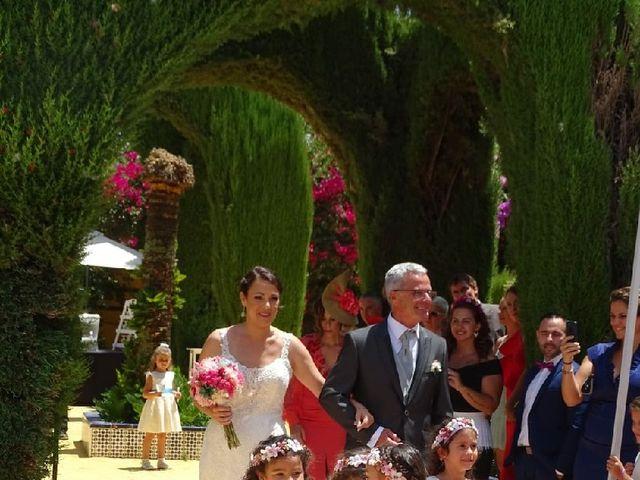 La boda de Manuel y Irene en Alcala De Guadaira, Sevilla 1
