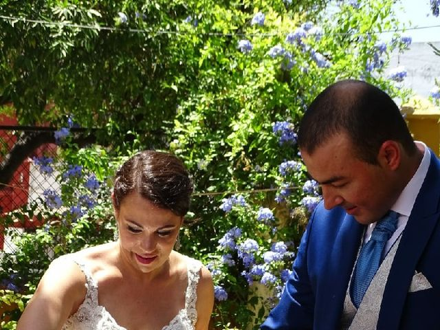 La boda de Manuel y Irene en Alcala De Guadaira, Sevilla 2