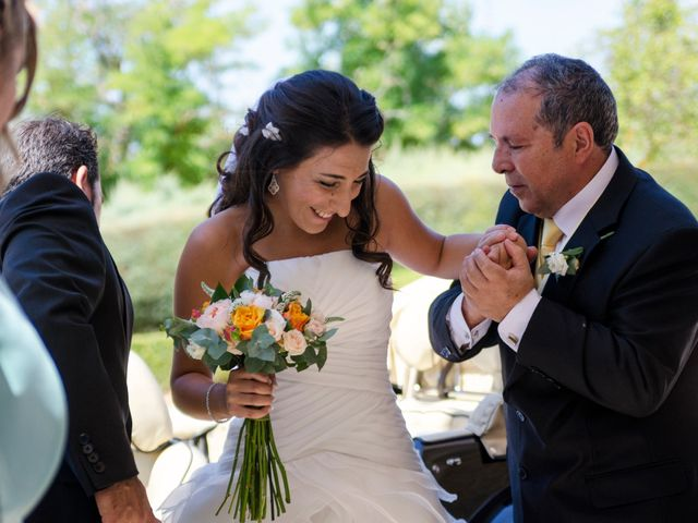 La boda de José y Elena en Aranda De Duero, Burgos 1
