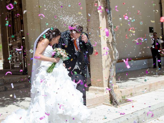 La boda de José y Elena en Aranda De Duero, Burgos 4