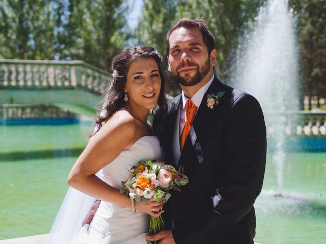 La boda de José y Elena en Aranda De Duero, Burgos 6