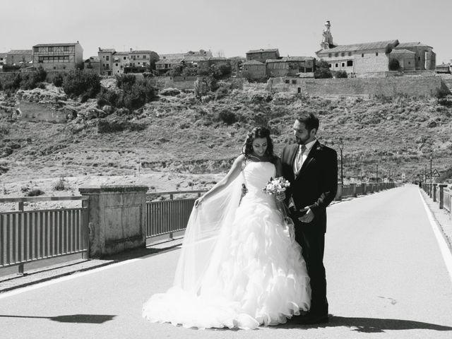 La boda de José y Elena en Aranda De Duero, Burgos 8