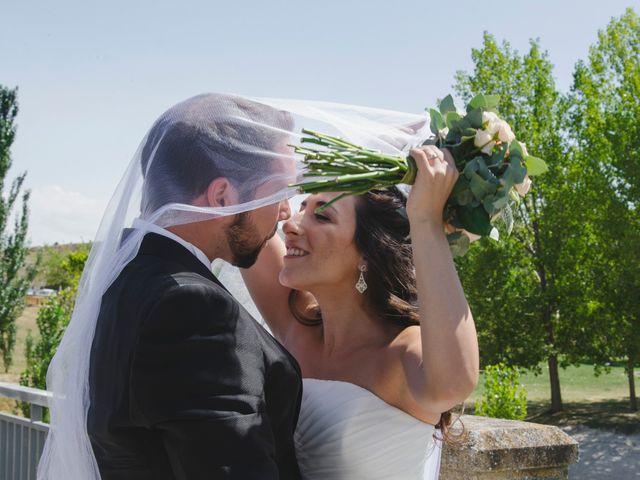 La boda de José y Elena en Aranda De Duero, Burgos 9