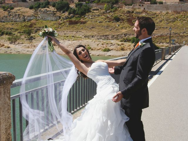 La boda de José y Elena en Aranda De Duero, Burgos 10