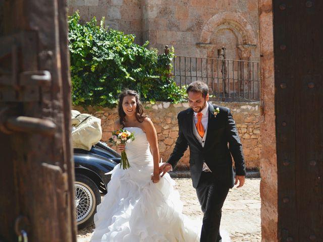 La boda de José y Elena en Aranda De Duero, Burgos 11