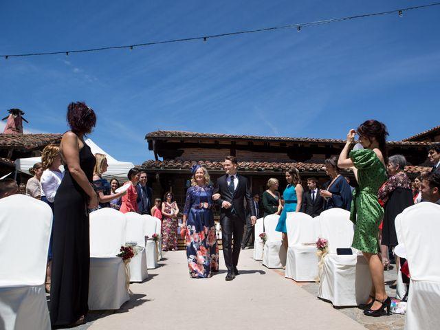 La boda de Arrate y Ibai en Elorriaga, Álava 23